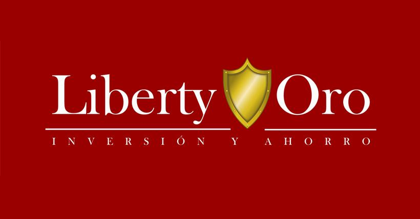 Logo de la empresa LibertyOro