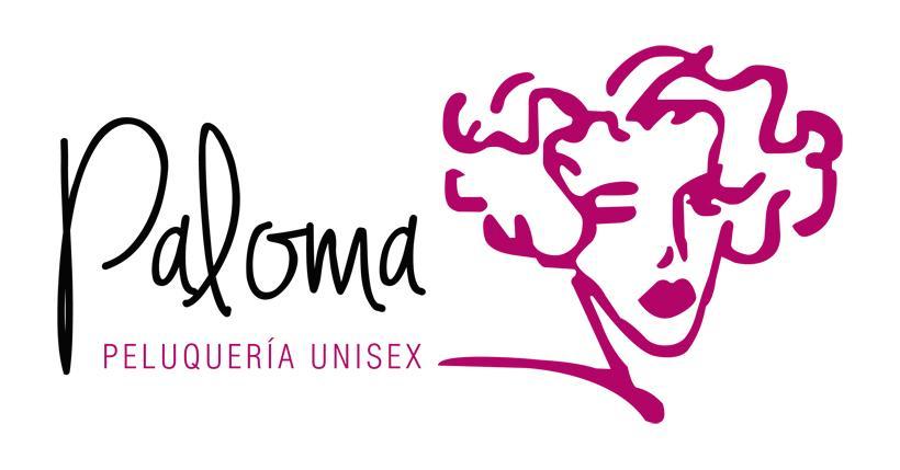 Logo de la empresa Paloma Peluquería Unisex