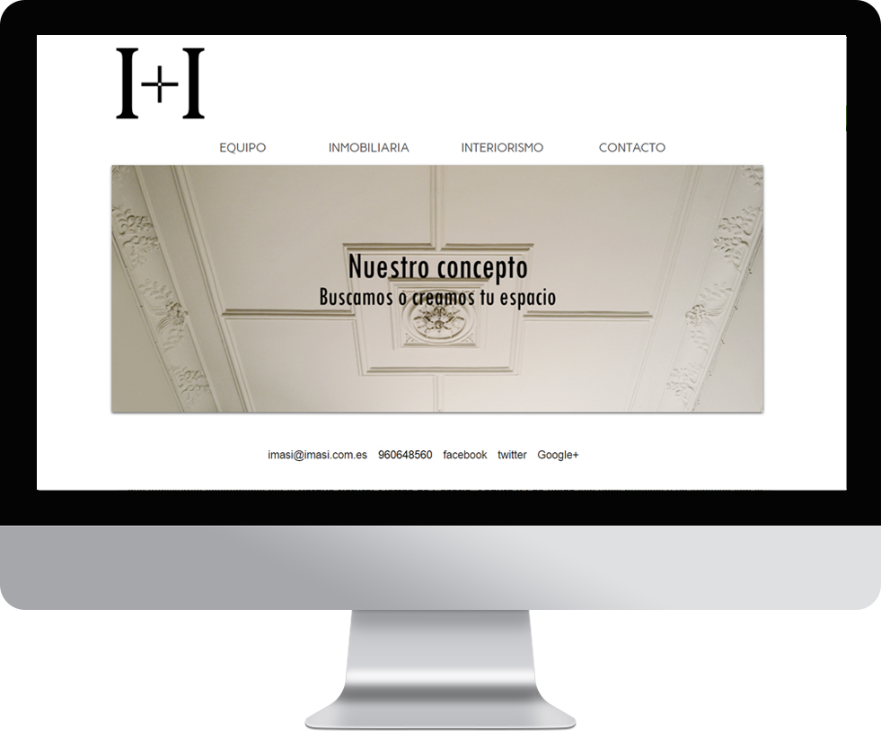 Trabajo web de ImasI