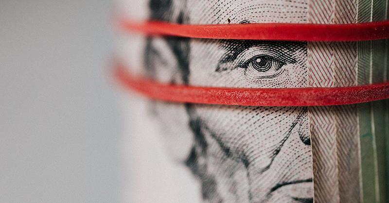 La mirada del dinero