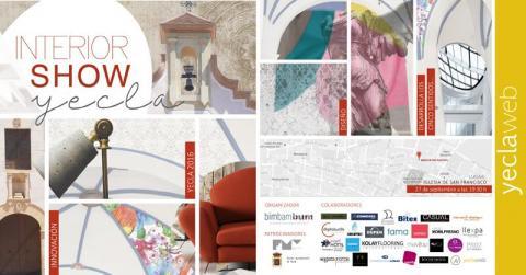 Cartel del Interior Show Yecla