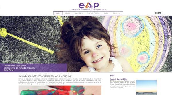 Página web EspacioAP