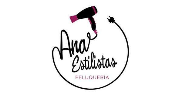 Logo de la peluquería Ana Estilistas