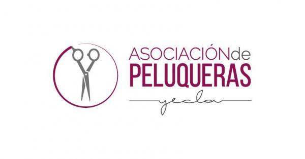 Logo Asociación de peluqueras Yecla