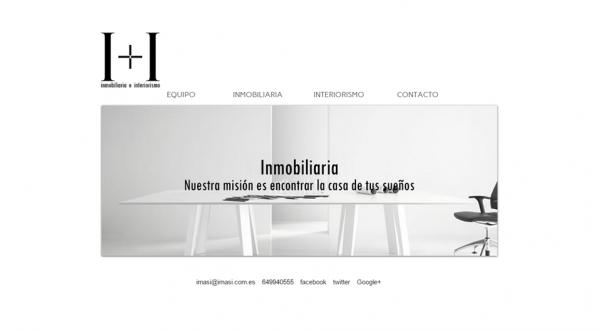 Página web ImasI