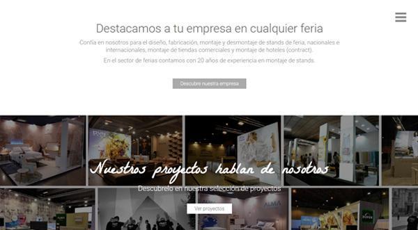 Página web de ProONEstand