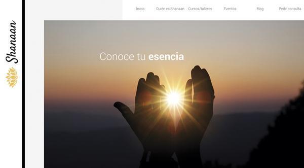 Página web de Shanaan