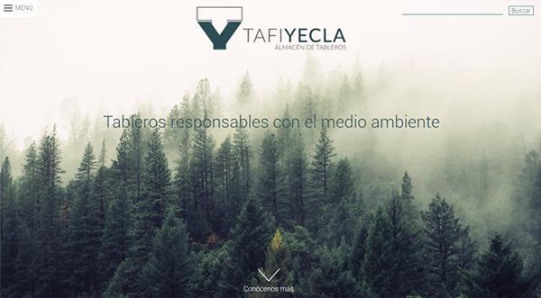 Página web de TafiYecla