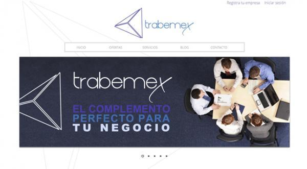 Página web Trabemex